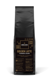 Arkadia Golden Latte 500g Bag - HunterMe