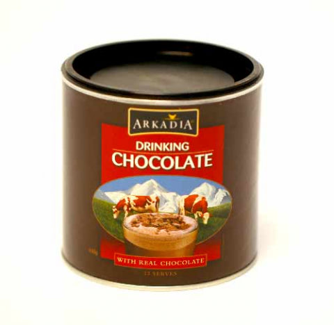 Arkadia Real Drinking Chocolate x 6 Cans - HunterMe