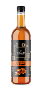 Premium Syrup Caramel x 750ml Bottle - HunterMe