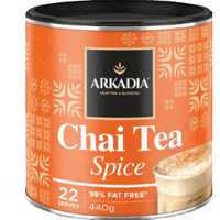 Arkadia Chai Tea Spice Can