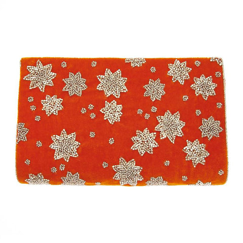 Azalea Clutch Orange-From St Xavier