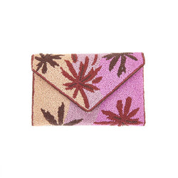 Cali Clutch Pink-From St Xavier