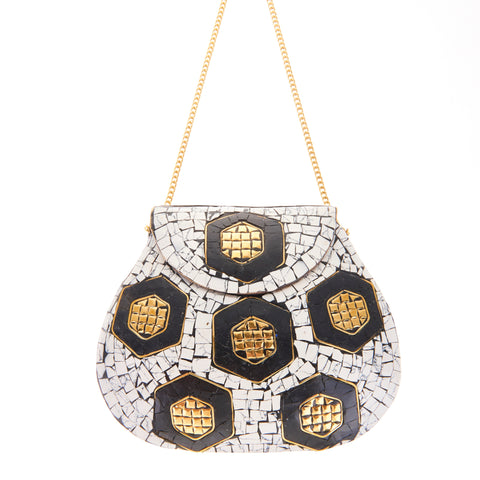Debbie Clutch-From St Xavier