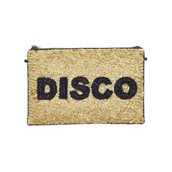 Disco Clutch Gold-From St Xavier
