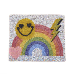 Emoji Clutch-From St Xavier