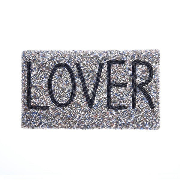Lover Clutch Purple-From St Xavier