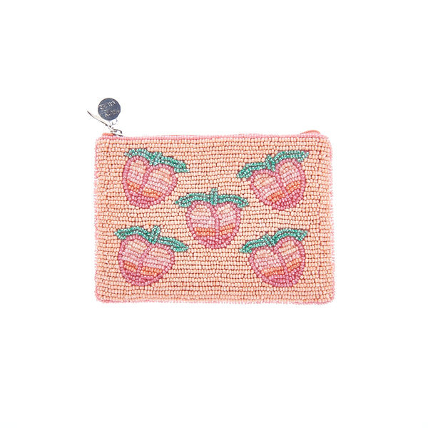 Peaches Mini Purse-From St Xavier