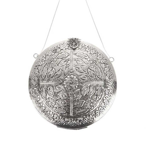 Phineas Bag Silver-From St Xavier