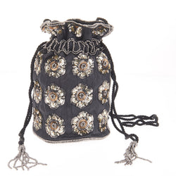 Tace Drawstring Bag-From St Xavier