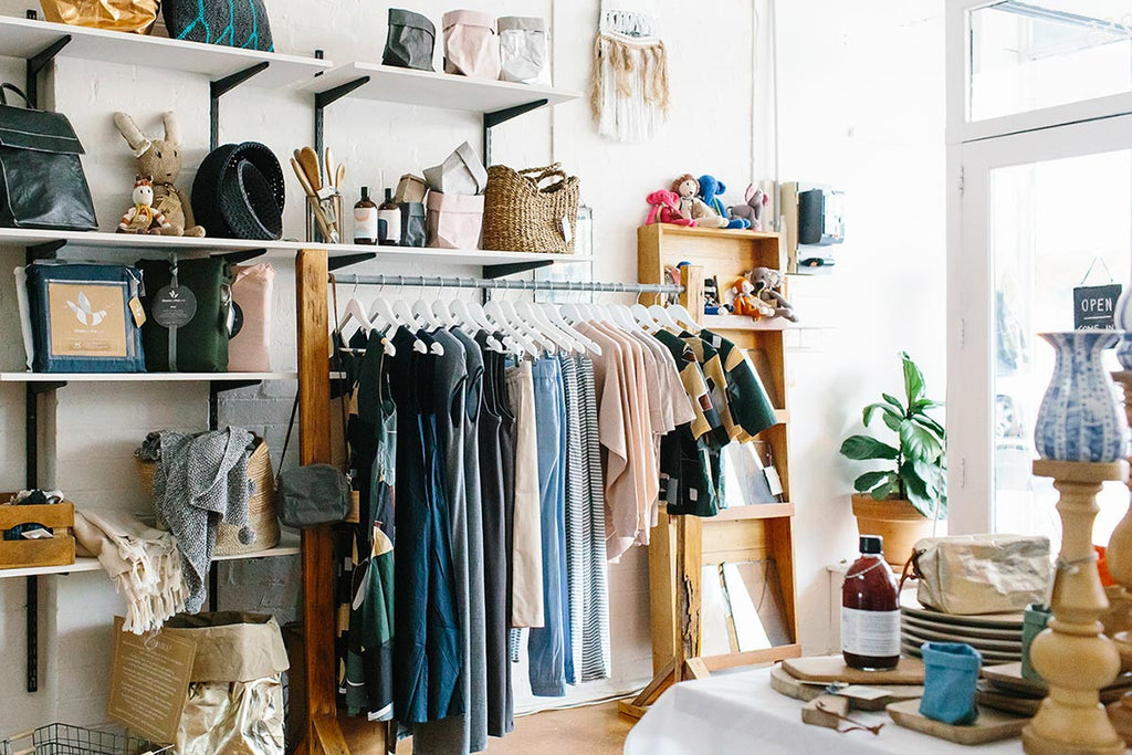 Green Horse store in Northcote Melbourne, photographed by Samee Lapham