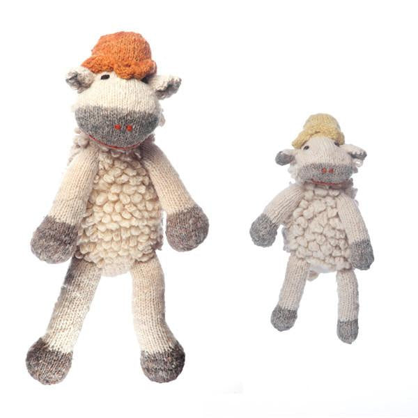 Wool Shamba Toy Sheep - Medium