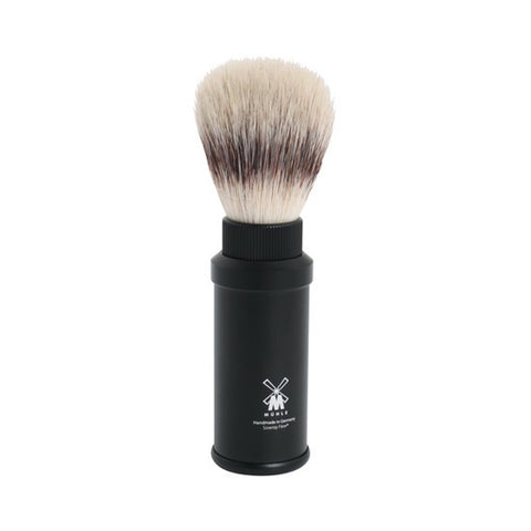 Travel Shaving Brush - Vegan Matt