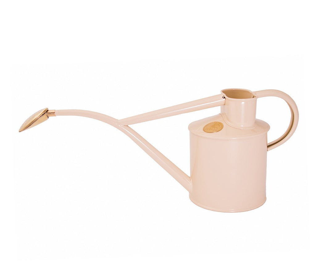 Cream Watering Can