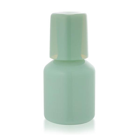 Carafe & Glass - Opaque Mint Green