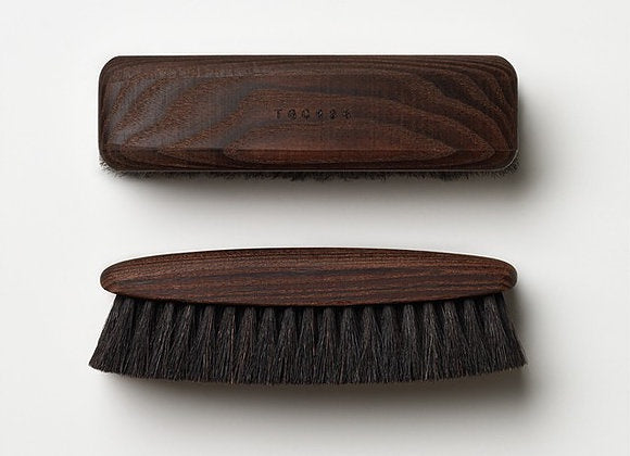 Dark Shoe Brush
