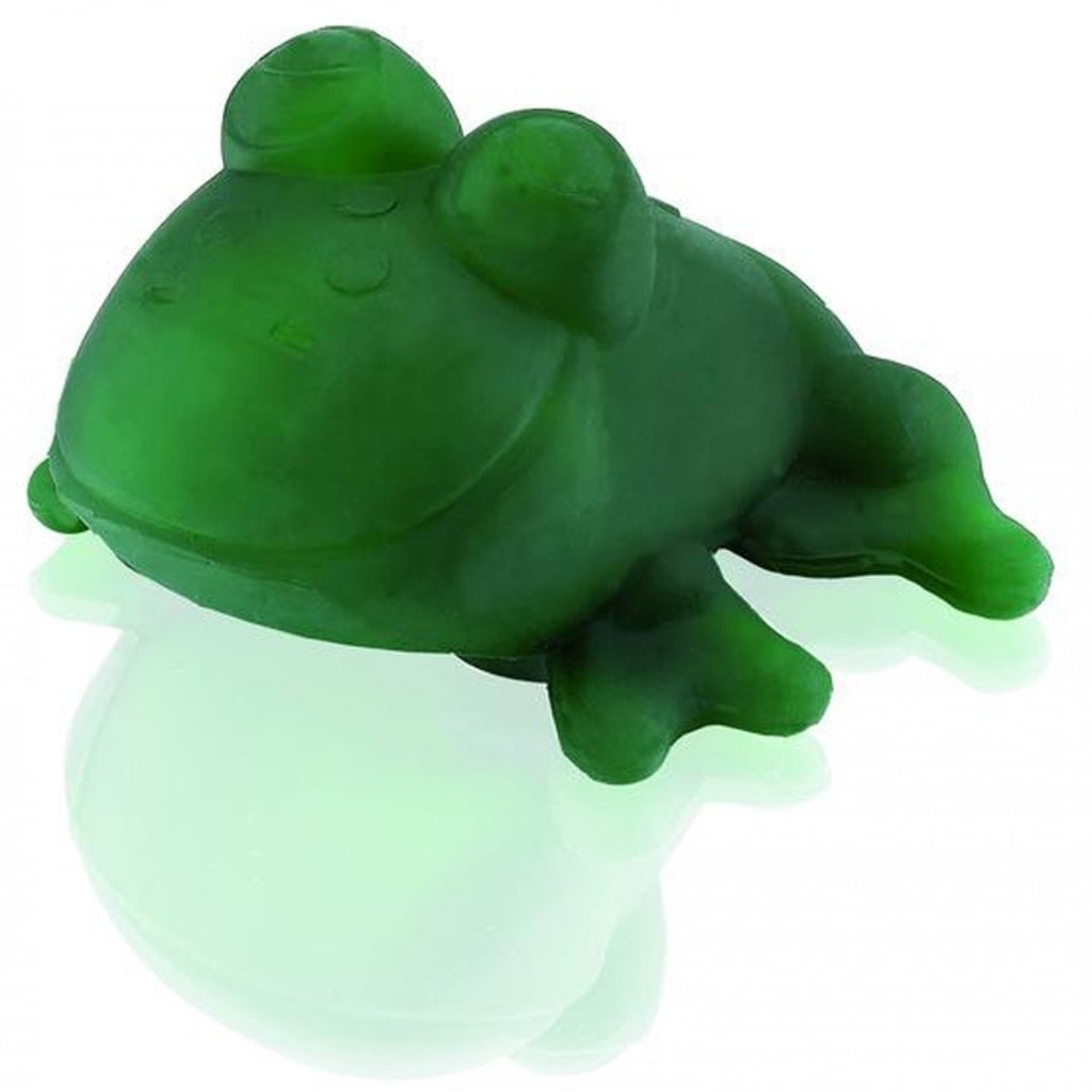 Natural Rubber Bath Toy - Fred the Frog