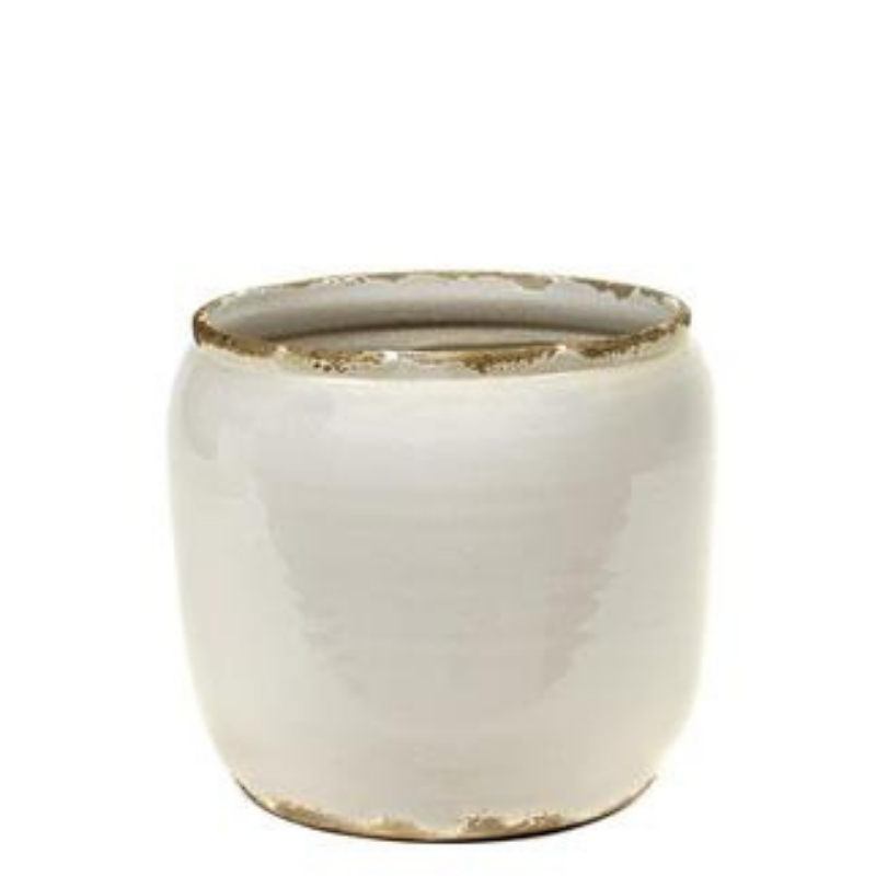 Costa Pot, White