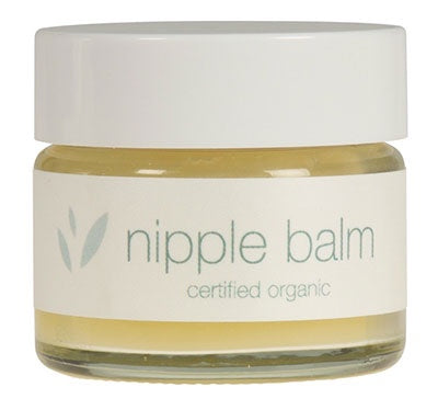 Nature's Child Certified Organic Nipple Balm, 10g