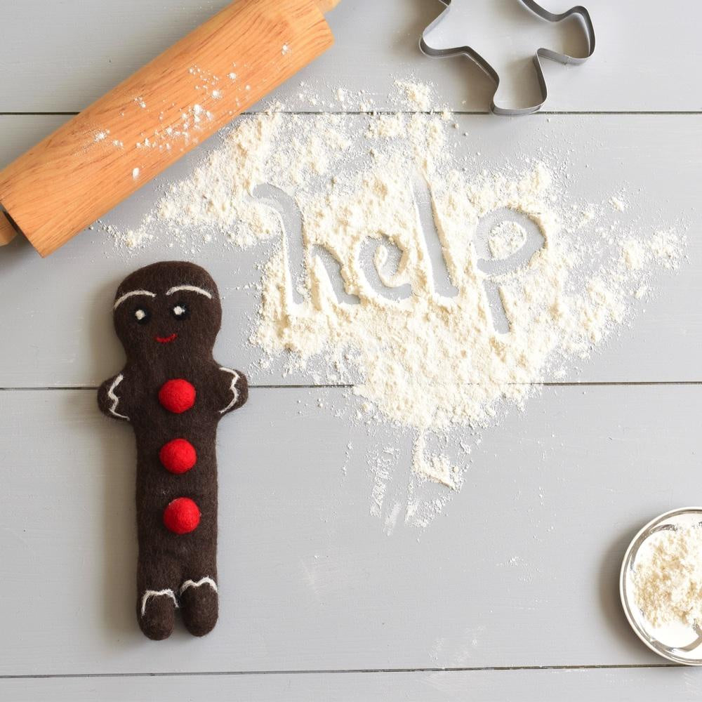 Toy Gingerbread