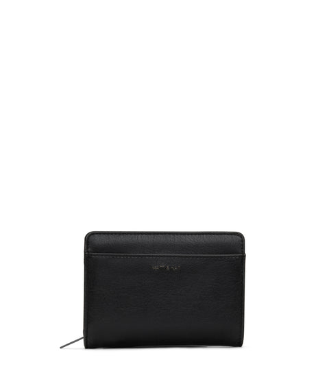 Webber Small Wallet - Black