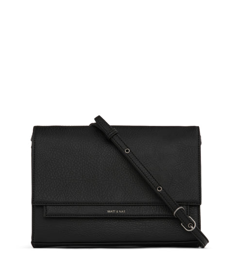 Silvi Dwell Cross Body Bag - Black