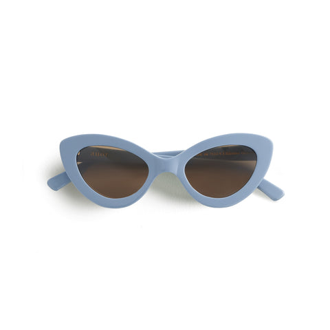 Valentina Sunglasses - French Blue