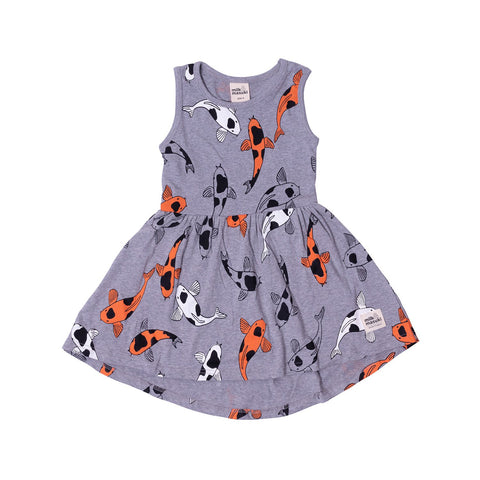 Singlet Dress - Koi Meterage