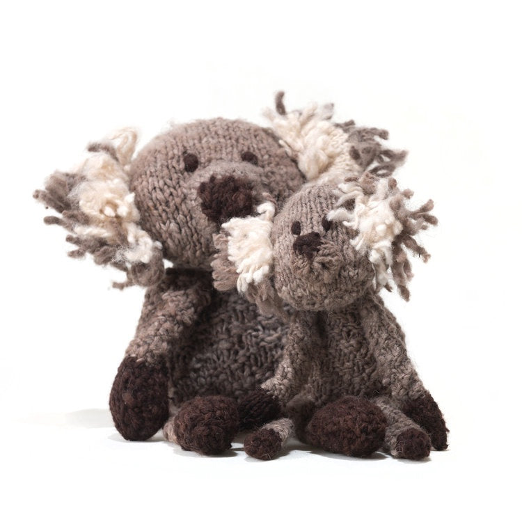 Wool Bundu Toy Koala Medium