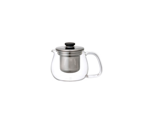 Unitea Teapot Set - Small 500ml - Stainless Steel