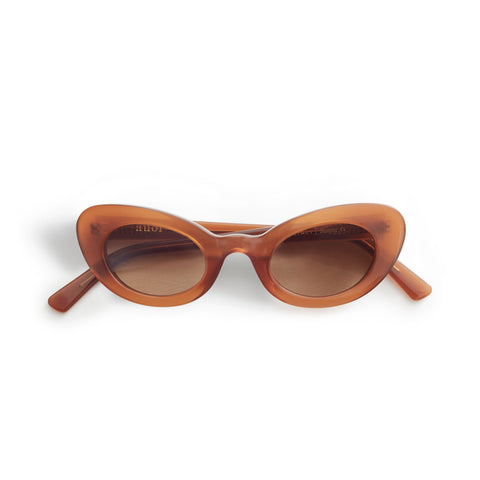 Rosetta Sunglasses - Walnut