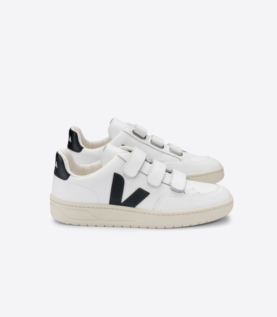 V-Lock Leather - Extra White/Black