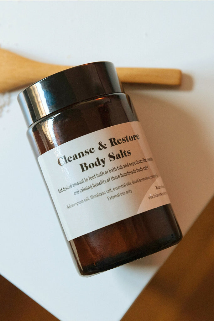 Cleanse and Restore Body Salts