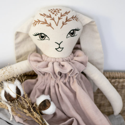 Bunny Doll Willow - Blush