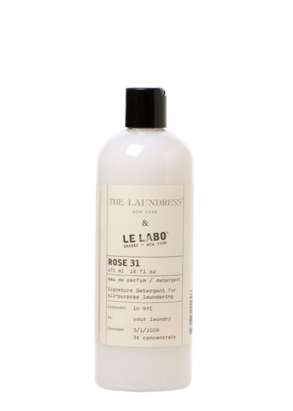 The Laundress x Le Labo Signature Rose 31  Detergent - 475ml