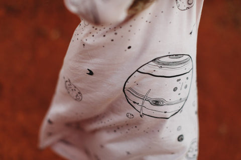Rose Celestial Shortie PJ