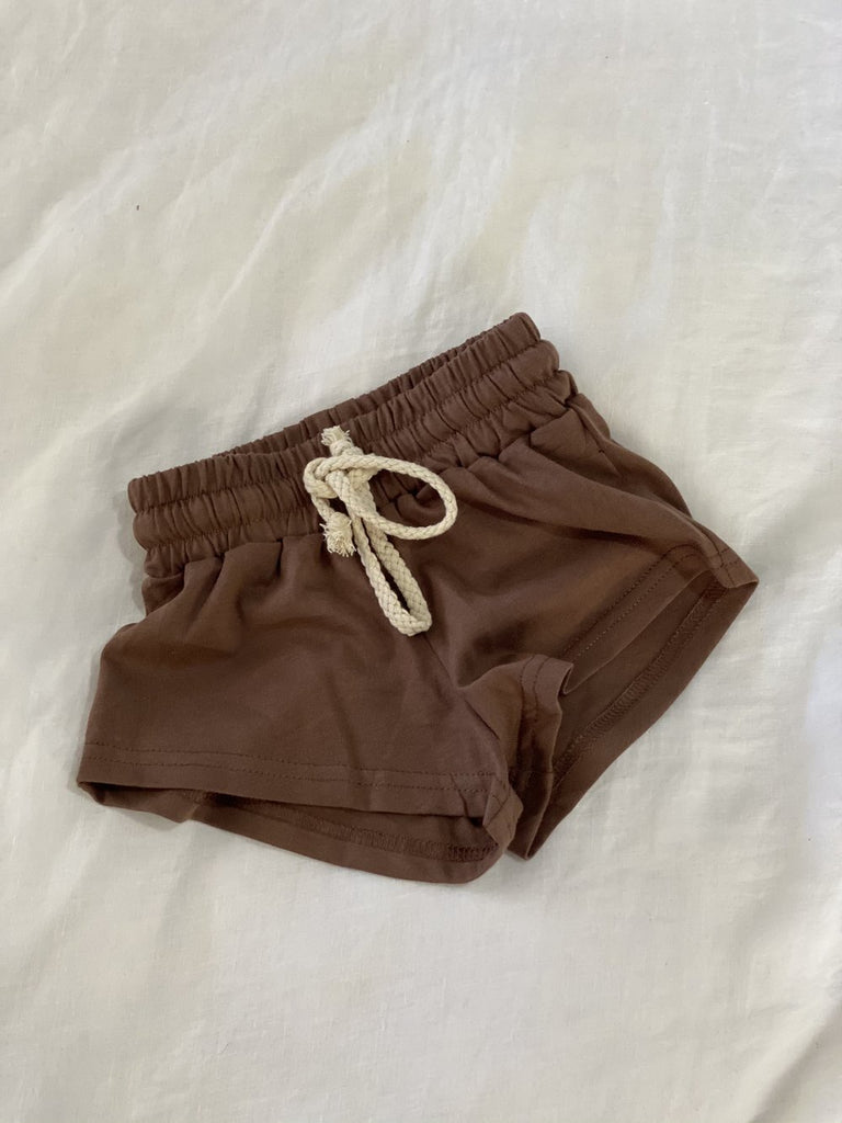 Play Shorts - Walnut
