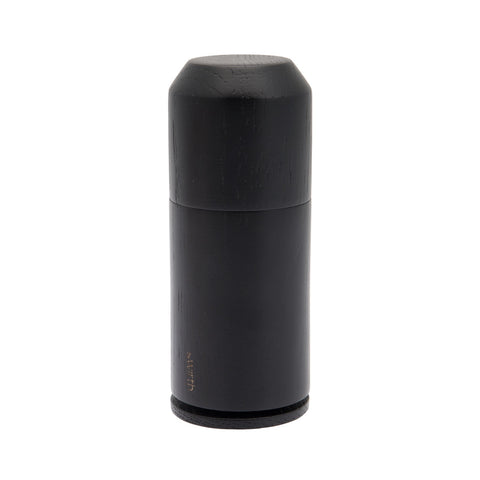Crush Me Pepper & Salt Grinder - Black Oak
