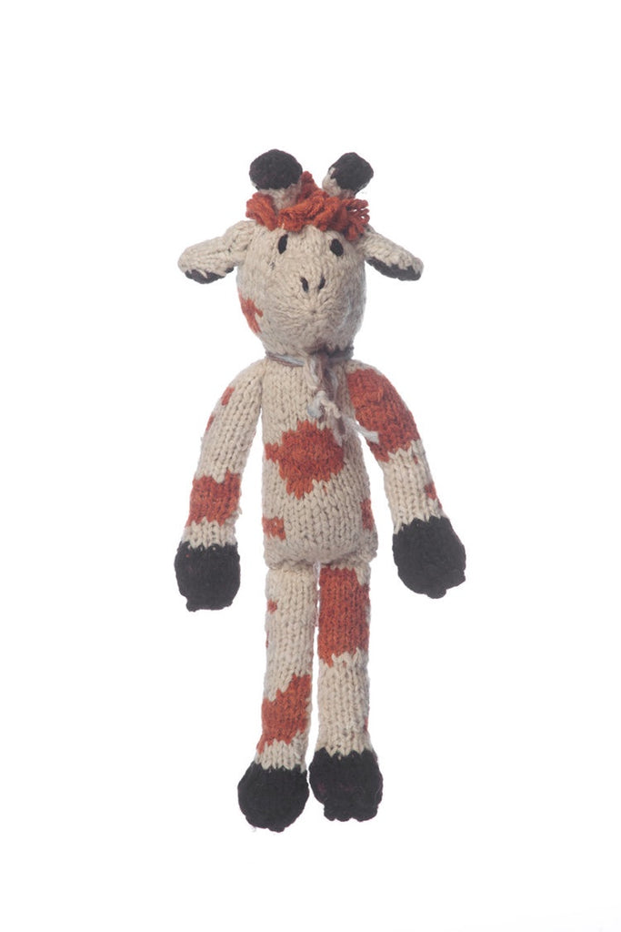 Wool Spider Giraffe - Medium