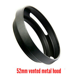 52mm Metal Vented Hood