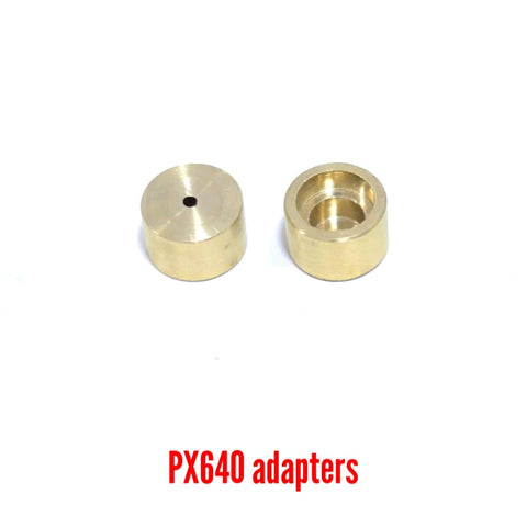 PX640 Battery Adapter (2 pcs / set)