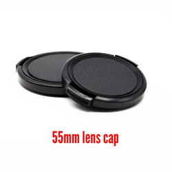 55mm Side-pinch Lens Cap