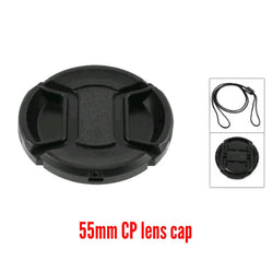 55mm Centre-pinch Lens Cap