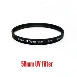 58mm Kenko UV Filter