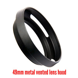 49mm Metal Vented Hood
