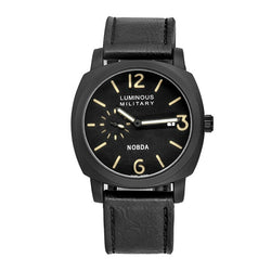 Sports Casual Men's Watch - Black