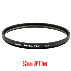 62mm Kenko UV Filter