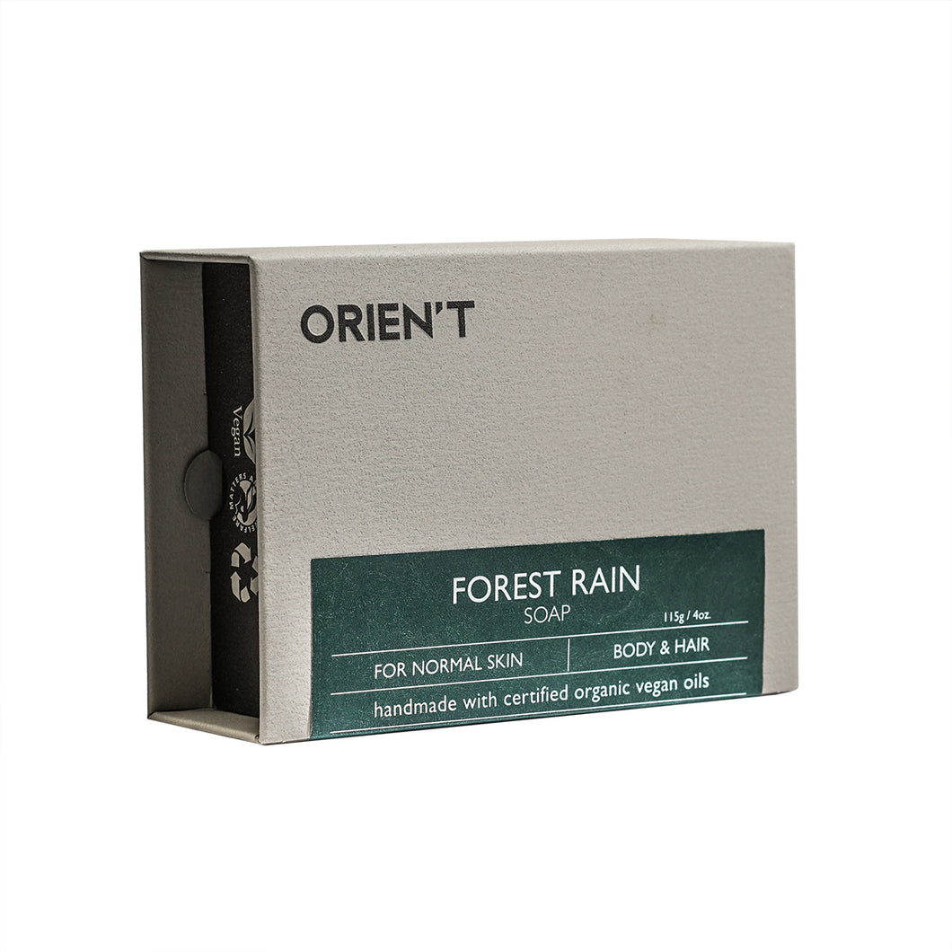 Forest Rain Soap