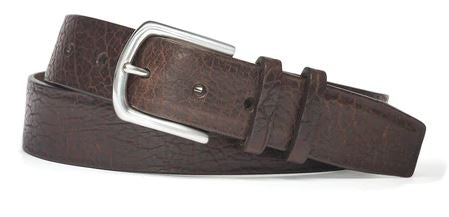 W. Kleinberg Chocolate American Bison Belt