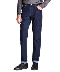 Brax Masterpiece Denim in Blue Black
