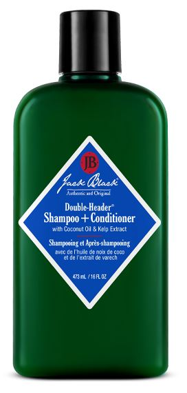 Jack Black Double Header Shampoo + Conditioner
